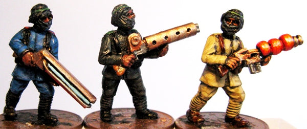 TW-21 - New Caliphate Guardsmen with Aether Weapons