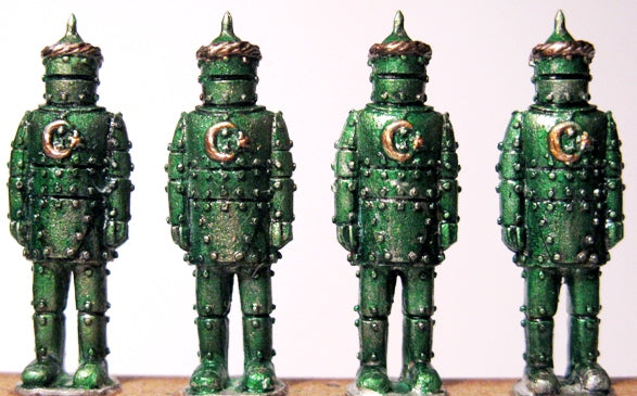 TW-22 - New Caliphate Iron Warriors