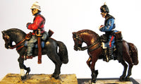 TW-24 - Colonial Cavalry Scouts