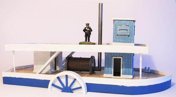 TWSS002 - Paddle Steamer