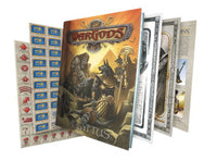 WG-01 - Rulebook — WarGods of Aegyptus 2nd edition — softcover