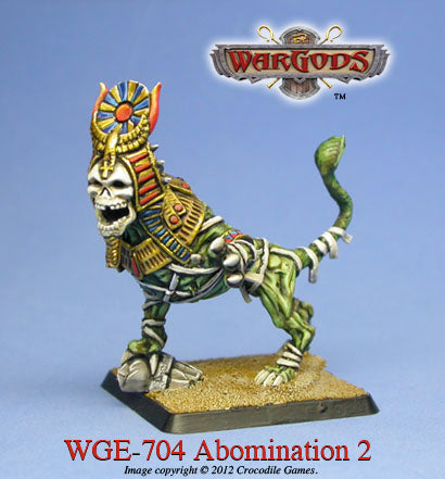 WGE-704 - Eater of the Dead - Sphinx Abomination