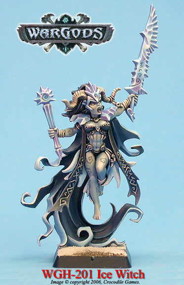WGH-201 Ice Witch of Hyperborea