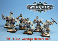 WGH-302 Hyperborea - Wendigo Hunter Unit