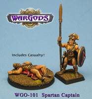 WGO-101 - Olympus - Spartan Captain and Casualty