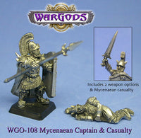 WGo-108 - Mycenaeans - Mycenaean Captain and casualty