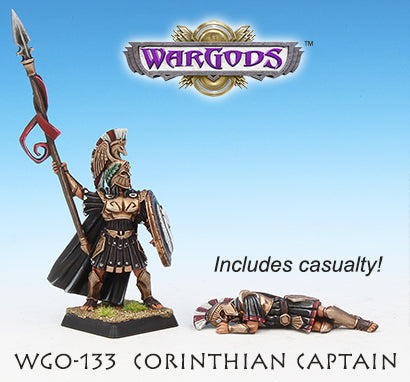 WGO-133 Corinthian Captain and Casualty