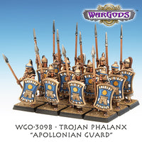 WGO-309b Trojan Hoplite Unit - Apollonian Guard