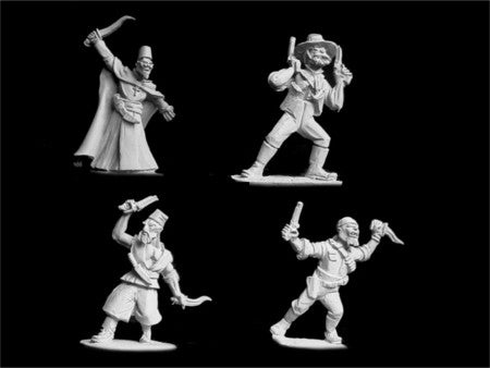 GHM3 High Priest and Evil Cultists