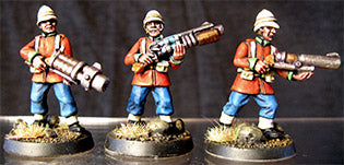 TW-03 - British Infantry with Aether Weapons