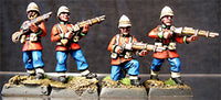 TW-01 - British Infantry with Martini Henry Rifles
