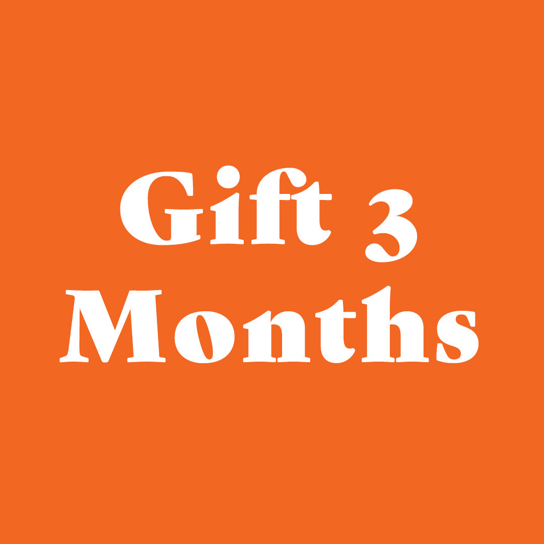 Barry's Cactus Club - Gift 3 Months
