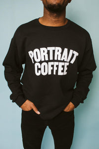 Portrait - NEW NARRATIVE CREWNECK