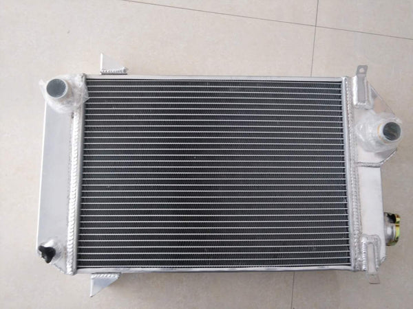 3ROW 62mm Aluminum Radiator For Triumph TR 4 TR-4 TR4 2.0L MT 1961 1962 1963 1964 1965