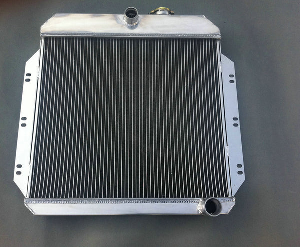 3 ROW Aluminum Radiator for Chevy / GM Pickup Truck Manual 1960 1961 1962 60 61 62