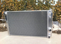 Aluminum radiator for Chevrolet Chevy 5.7L S10 W/ V8 Conversion AT/MT 1982-2002