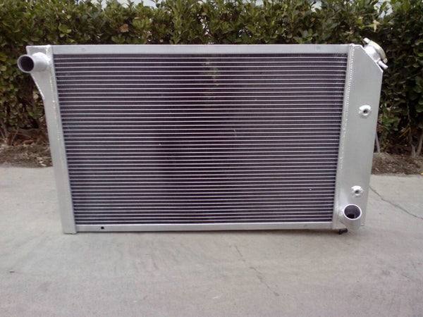 3 Row 52MM Aluminum radiator 1977-1982 Chevrolet CHEVY Corvette C3 V8 305 350 5.0L 5.7L Coupe AT/MT 77 78 79 80 81 82