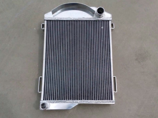 Aluminum Radiator for Austin Healey 100-6 1956-1959 & 3000 1959-1967 2.6L 2.9L C-Series I6 Engine MT 57 58 59 60 61 62 65