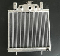 Aluminum Radiator & Fan For Polaris 400L 400 500 Sportsman Scrambler Magnum Big Boss Xplorer Trailboss 350 1996 - 2005 97 99 01