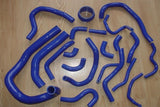 SILICONE HOSE for Toyota Supra MK3 MA70 7MGE/7MGTE/7M-GT 1986-1992 BLUE - CHR Racing