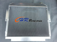 3 Rows Aluminum radiator for Ford F250 F350 V8 Diesel 6.9L 7.3L 1983-1994 - CHR Racing
