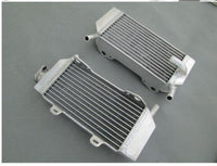 aluminum radiator and hose FOR HONDA CRF250R/CRF250X 2004-2009 05 06 07 08 09 - CHR Racing