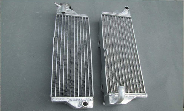 Aluminum radiator for HUSQVARNA TC250 XLITE 2009-2011 & TE250 XLITE 2010-2011 10 - CHR Racing