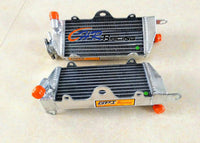 Aluminum Radiator FOR Kawasaki KX250 KX 250 1984 84 - CHR Racing