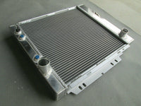 3row Aluminum Radiator FOR 1964-1966 FORD MUSTANG V8 260 289 AT MT 1965 64 +FAN - CHR Racing