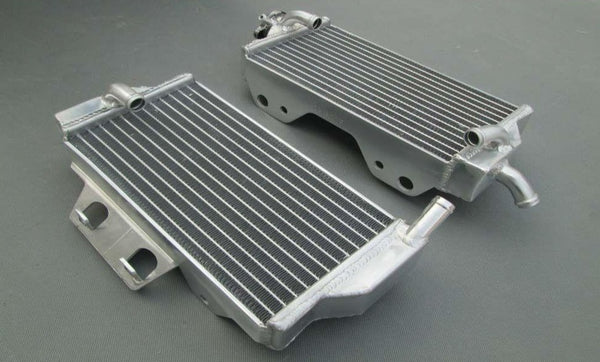 NEW Aluminum radiator FOR Honda CR125 CR125R CR 125 R CR 125 05 06 07 2005 2007 - CHR Racing
