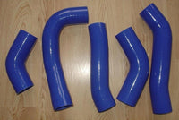 SILICONE INTERCOOLER TURBO HOSE FOR TOYOTA SUPRA MK3 MA70 BLUE