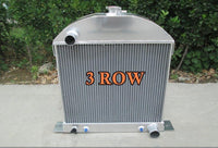 aluminum Radiator for 1930-1931 ford model a chevy engine - CHR Racing