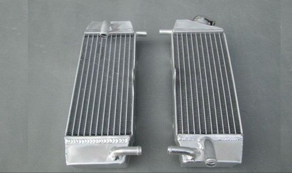 Aluminum Radiator for YAMAHA YZF250 YZ250F 2001-2005 2001 2002 2003 2004 2005