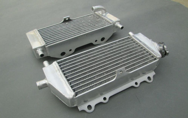 Aluminum Radiator for Kawasaki 2-stroke KX125 kx 125 2003-2008 2004 2005 2006 07 - CHR Racing