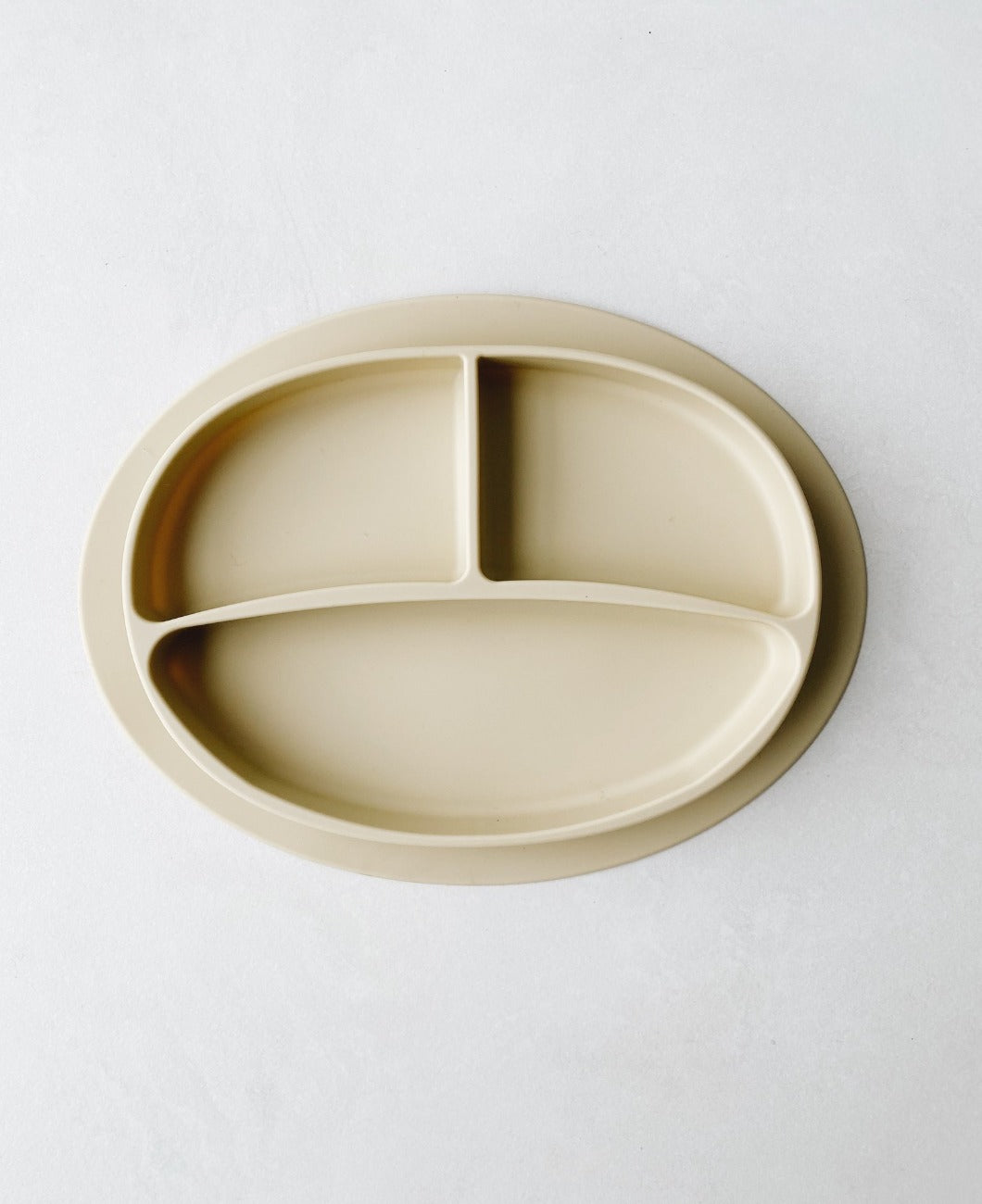 Silicone Divided Plate