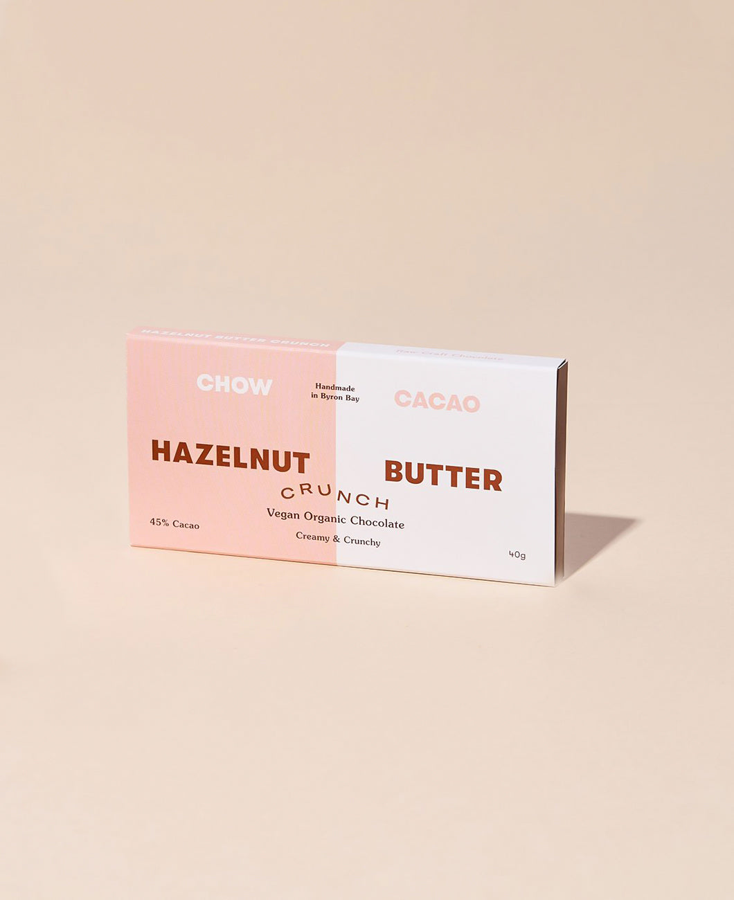Hazelnut Butter Crunch