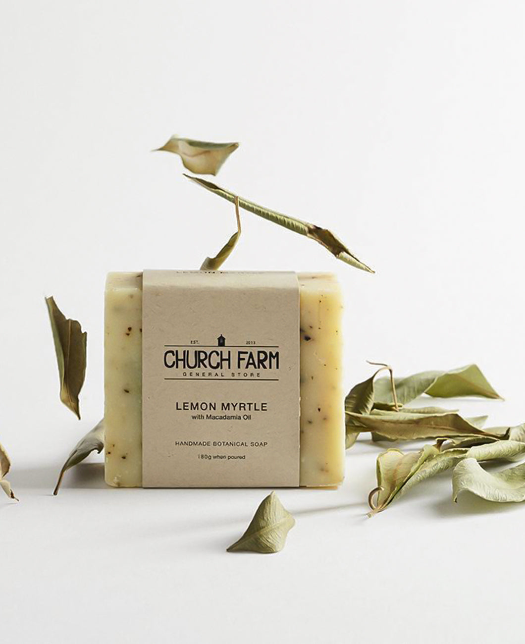 Church Farm Lemon Myrtle with Macadamia Oil