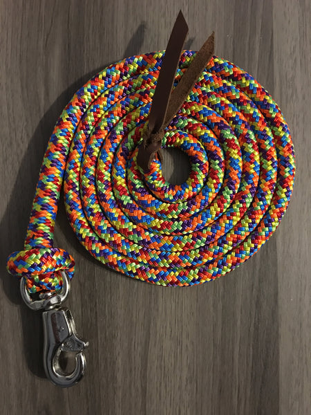 8', 10', or 12' Lead Rope
