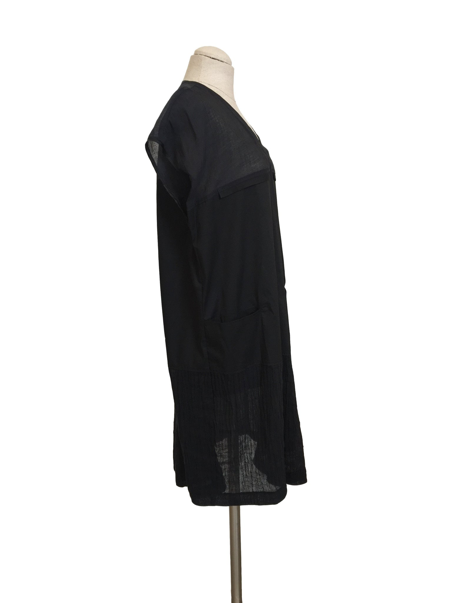 Florencia Shirt / Dress I Black
