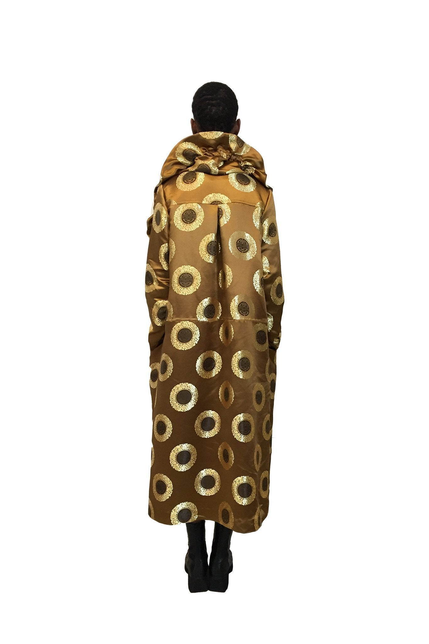 Duchess Coat I Asian Gold