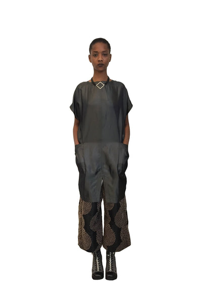 Swag Low-Waisted Pant I Sand Flocking