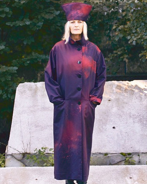 ATHENA coat - AT 2020/40 MicroBE Collection