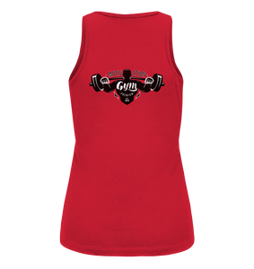 GYM-Motivation - Ladies Organic Tank-Top