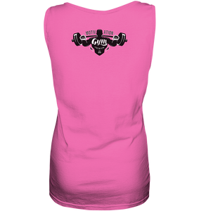 GYM-Motivation - Ladies Tank-Top