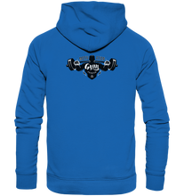Laden Sie das Bild in den Galerie-Viewer, no_excuses - Premium Unisex Hoodie