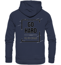 Laden Sie das Bild in den Galerie-Viewer, GO HARD - Premium Unisex Hoodie