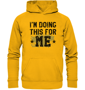 FOR ME - Basic Unisex Hoodie
