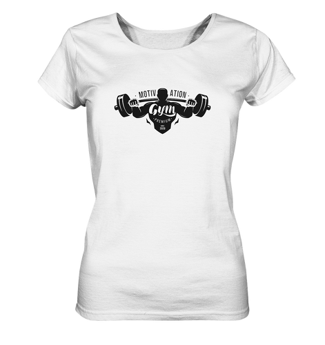GYM-Motivation - Ladies Organic Shirt