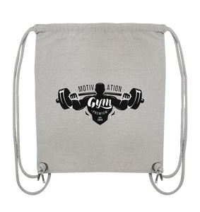 GYM-Motivation - Organic Gym-Bag