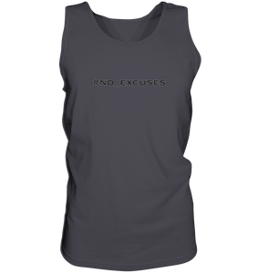 no_excuses - Tank-Top